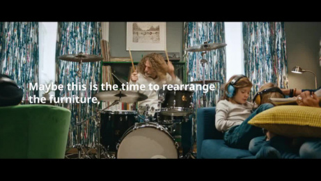 IKEA: Stay Home [video] Film by Universal McCann Spain