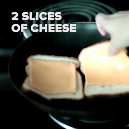 Salvation Army: Grilled Cheese Film by Grey Toronto