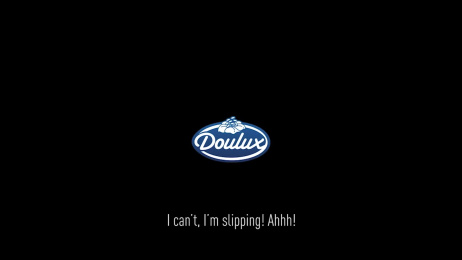 Doulux: Slipping Radio ad by Havas Reunion