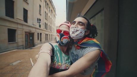Claro: HATE Film by DDB Bogota, Dragon Fly, Akira