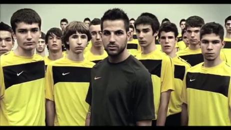 Nike Football: The Future Has Been Written (World Cup Spain) Film by Villar & Rosas