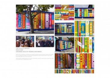 S.E.E.D Libraries: S.E.E.D Libraries, 6 Design & Branding by 140 BBDO Cape Town