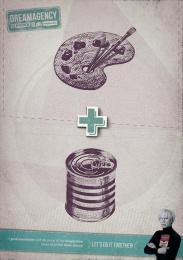 Dream Agency: Warhol Print Ad by Dream Agency