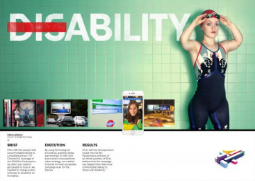 Channel 4: Channel 4 Paralympics [image] Film by 4creative