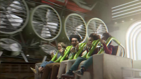 Union Fenosa: Ride Film by OXIGENO, Tiempo BBDO
