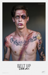 New Zealand Transport Agency (NZTA): Belted Survivors - Dylan Chirnside Print Ad by Clemenger BBDO Wellington