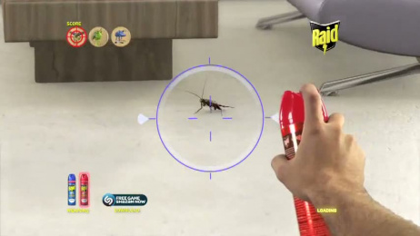 Raid Insect Spray: The Game Film by Ursa Clemenger Australia