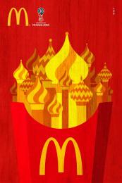 McDonald's: World Cup, 2 Print Ad by DPZ Sao Paulo