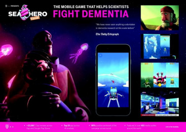 Sea Hero Quest: Sea Hero Quest [image] 2 Digital Advert by Saatchi & Saatchi London