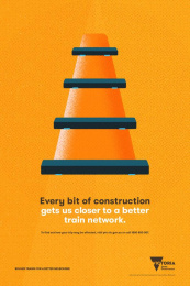 Victorian Government: Every Bit, 2 Print Ad by GPY&R Melbourne, Pixel Group