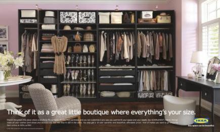 IKEA: Boutique Print Ad by Zig Toronto