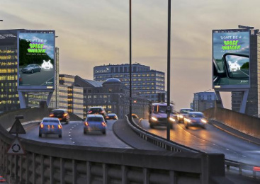 Highways England: Highways England Print Ad by adam&eveDDB London