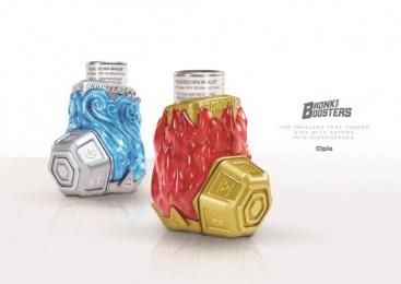 Cipla: Bronki Boosters, 6 Direct marketing by Native VML Johannesburg