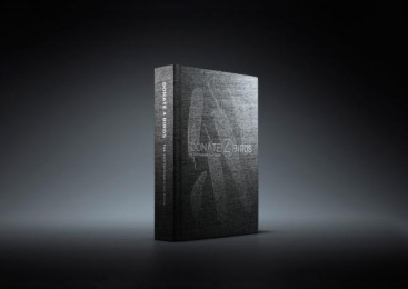 Conservation International Japan: Book, 2 Design & Branding by Dentsu Inc. Tokyo, DLX inc.