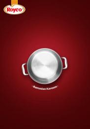 Royco: Ramadan Kareem, 2 Print Ad by DDB Lagos