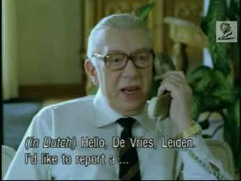 Dutch Police Telephone Number: DERRICK Film by D'arcy
