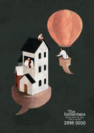 The Samaritans: Homewreck Print Ad by Y&R Shanghai