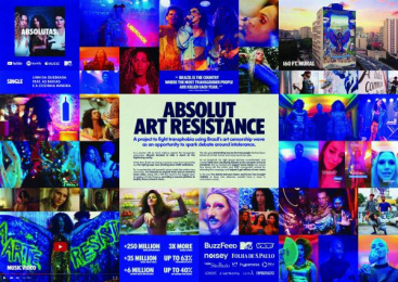 Absolut: Case study Film by LiveAd