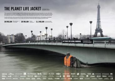 GoodPlanet: Zouave Board Print Ad by Birth, Rosapark Paris