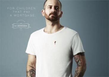 La Artesanal: Big kids, 2 Print Ad by I N D E P E N D I E N T E Panama City