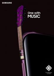 Samsung: Samsung Print Ad by Cheil Kazakhstan