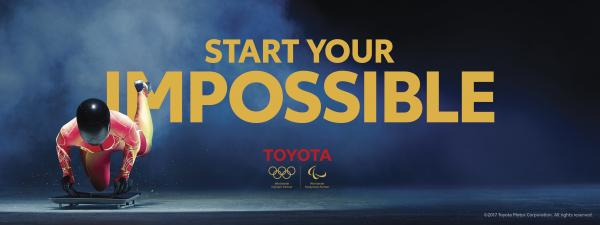 Toyota: Start your impossible, 2 Film by Saatchi & Saatchi USA