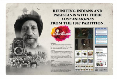 OLX: Reuniting Memories From 1947 Case study by Leo Burnett Mumbai, Red Ice Films