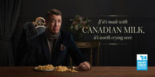 Dairy Farmers Of Canada: Cheese Outdoor Advert by DDB Toronto, OPC