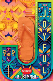 Havaianas: Havaianas Print Ad by ALMAP BBDO Brazil