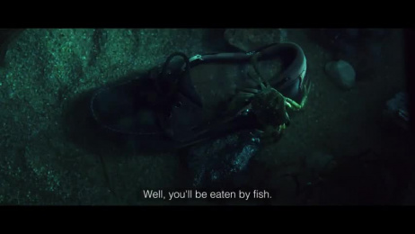 The Safe Sailing Council: Don't end up as fish food Film by BBDO Denmark, Hjaltelin Stahl