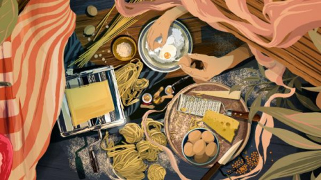 Gastropolis: Cooking Experience, 1 Print Ad by White Rabbit