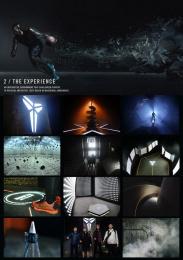 Nike: Nike Kobe X Campaign ? The Temple of Deadly Quickness Design & Branding by Wieden + Kennedy, Wieden + Kennedy Shanghai