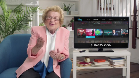 Sling TV: Don't Fake It Film by The Martin Agency Richmond
