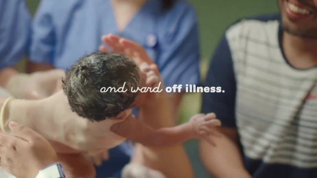 Huggies: No Baby Unhugged, 2 Film by Ogilvy & Mather Toronto