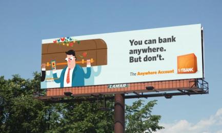 Firstbank: Pallbearer Outdoor Advert by TDA_Boulder