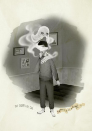 No Tobacco Day: Put Cigarettes Out, Boy Print Ad by Do Not Design