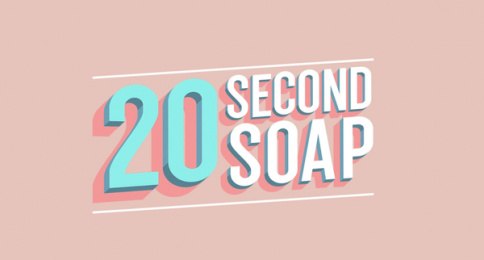 Verve: 20-Second Soap, 5 Print Ad by Verve Live Agency, Dublin , Ireland