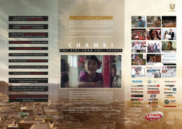 Lifebuoy: Chamki – The Girl From The Future [image] Case study by Contract Advertising India, Lowe Singapore, Offroad Films
