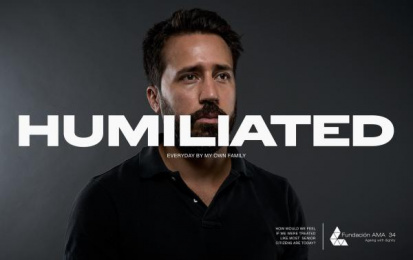 AMA 34 Foundation: Humiliated Print Ad by Estudio Vivo