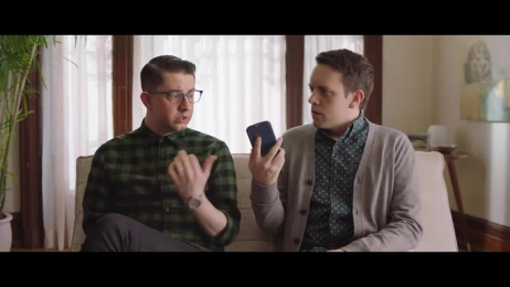 Motorola: Gay Couple Film by Ogilvy & Mather New York, Raucous Content