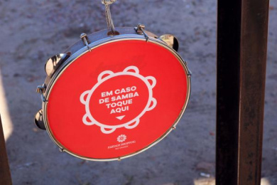 Partage Shopping: Samba Station, 2 Direct marketing by Carma Social Interventions, Mark+