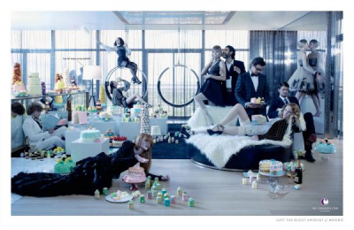 The Cosmopolitan Of Las Vegas: PENTHOUSE Print Ad by Fallon Minneapolis