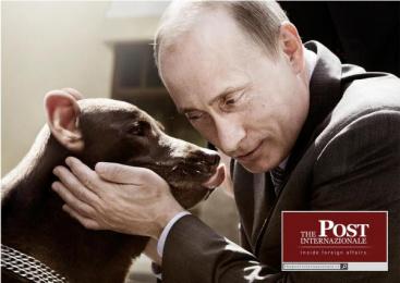 The Post Internazionale: Putin Print Ad by Lowe Pirella Milan