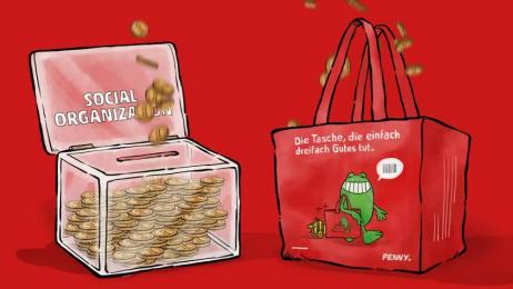 Penny: Case study Film by Serviceplan Munich