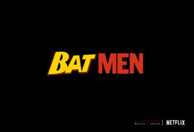 Netflix: Batmen Print Ad by Universidad de las Americas