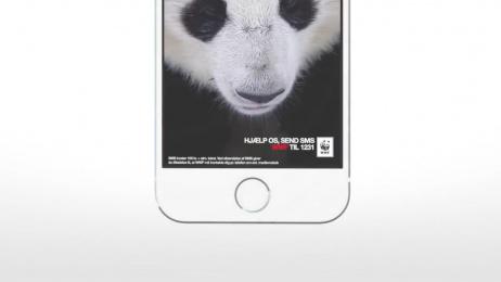 WWF: #LastSelfie Case study by 41? 29!, Grey Copenhagen