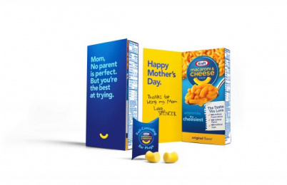 Macaroni & Cheese: Swear Like a Mother [image] Design & Branding by Crispin Porter + Bogusky Boulder, Hungry Man