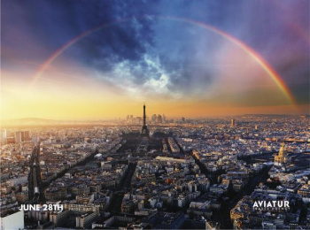 Aviatur: Paris Print Ad by Sancho BBDO Bogota