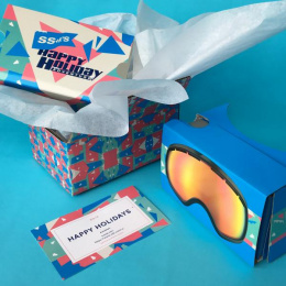 SS+K: Happy Holiday Adventure [image] 2 Direct marketing by Ss+k New York
