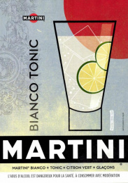 Martini: MARTINI, 4 Print Ad by Oppermanweiss